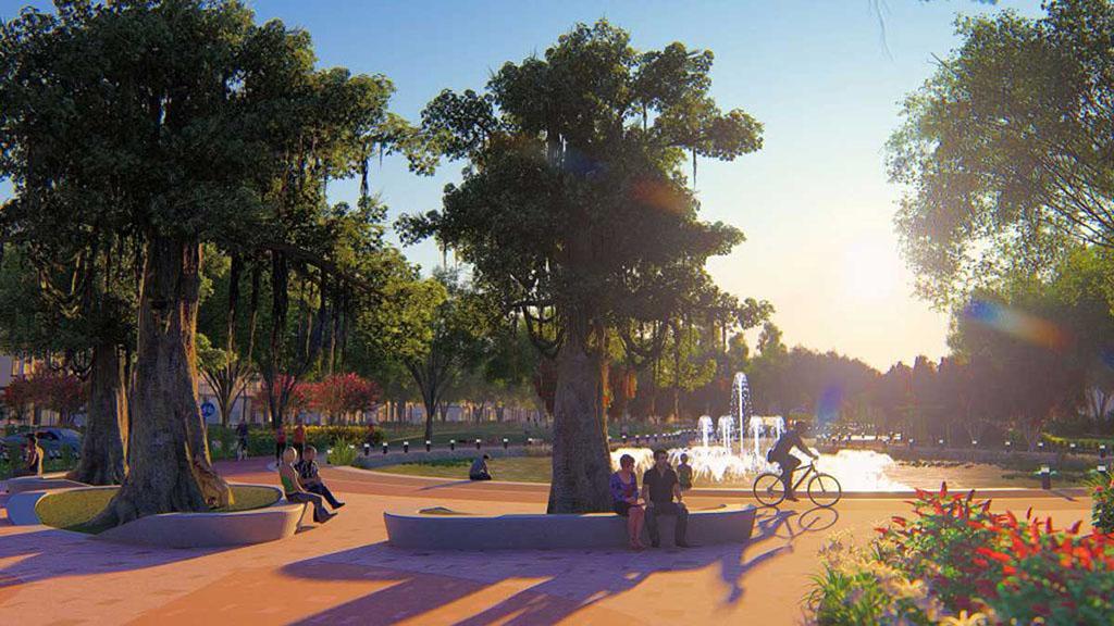 Tiện ích công viên La vida Residences