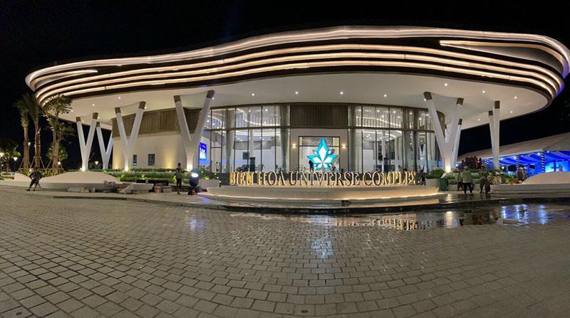 Dự án căn hộ Biên Hòa Universe Complex