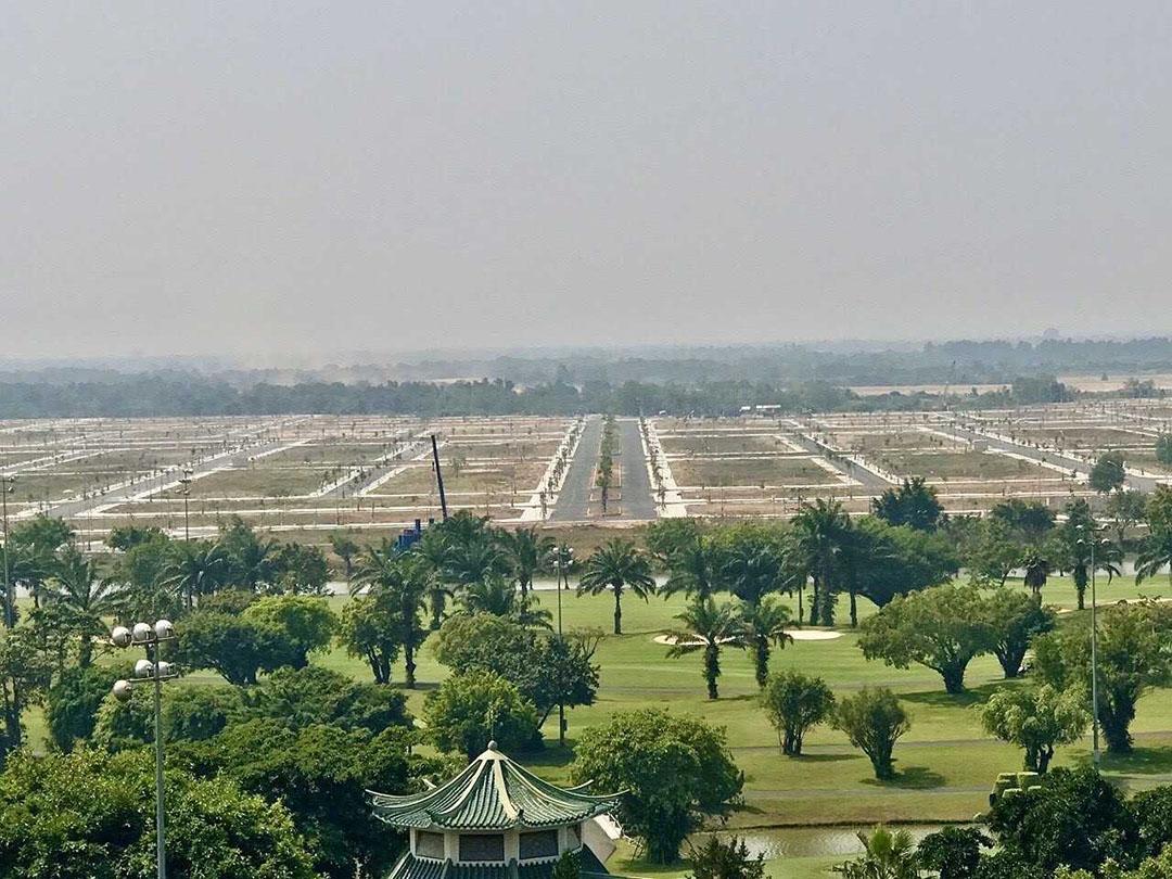 Hình ảnh thực tế Biên Hòa New City Hưng Thịnh