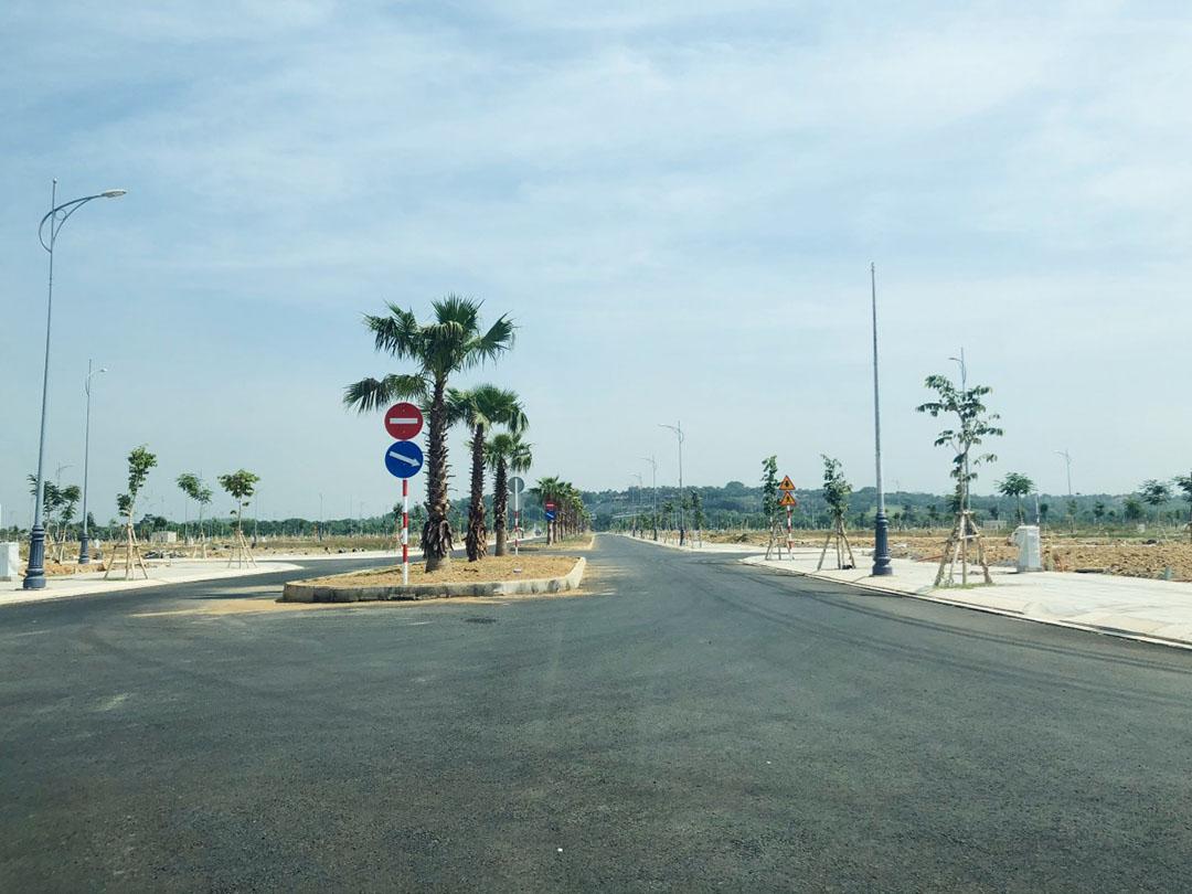 Hình ảnh thực tế KĐT mới Biên Hòa