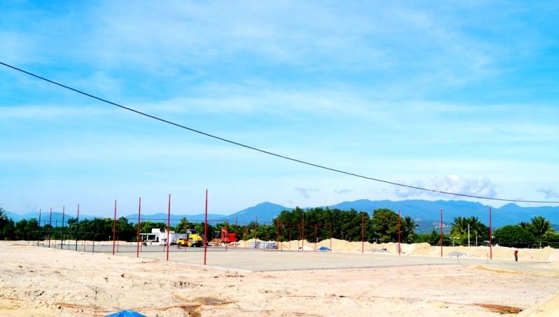 Hình ảnh thực tế Golden Bay Cam Ranh Hưng Thịnh