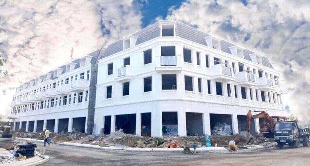Hình ảnh xây dựng thực tế La Vida Residences Vũng Tàu