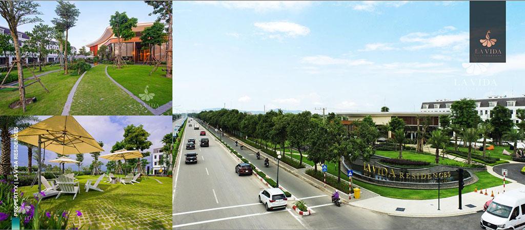 Hình ảnh xây dựng thực tế La Vida Residences Vũng Tàu Hưng Thịnh