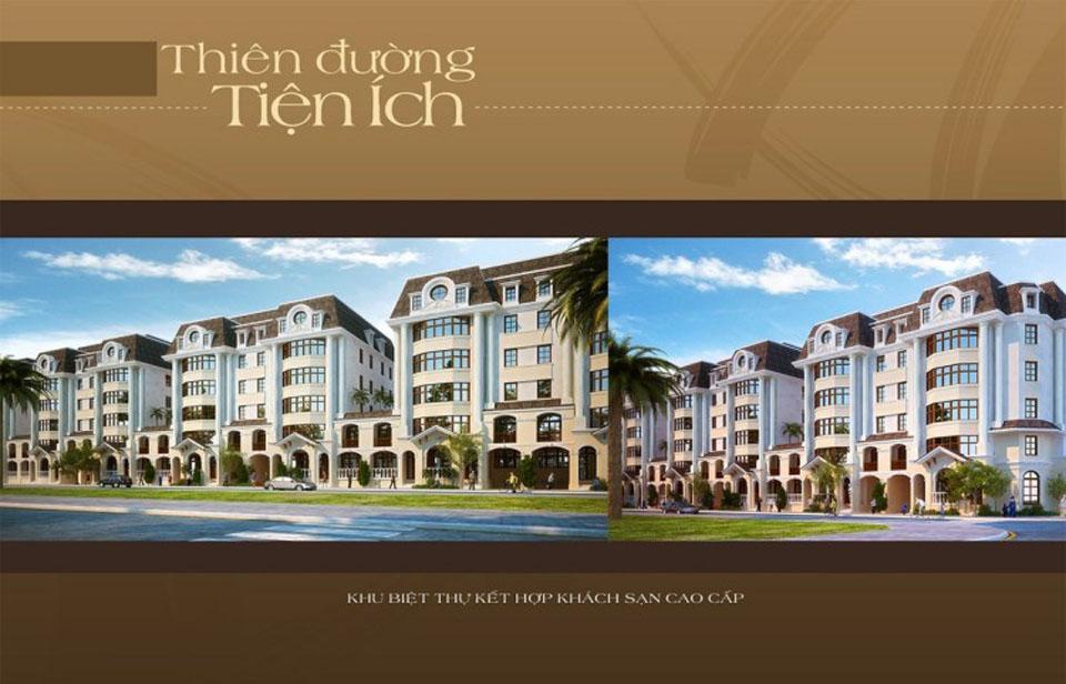 Tiện ích dự án Golden Bay Cam Ranh