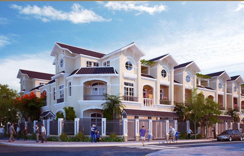 Thiết kế biệt thự Golden Bay Cam Ranh