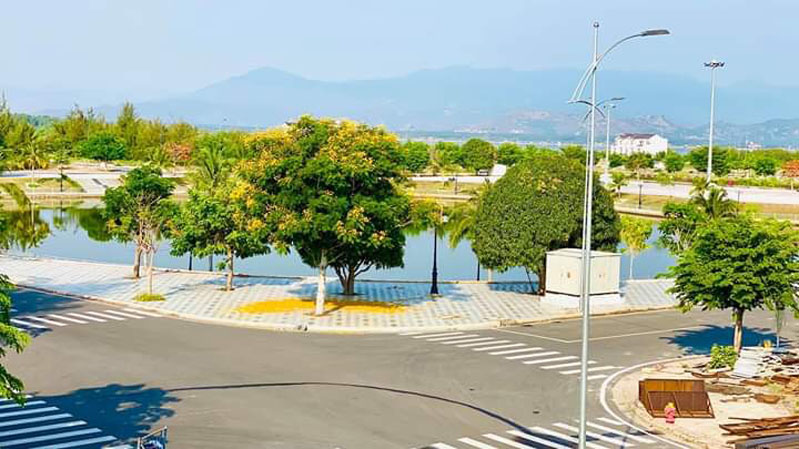 Tiến độ thực tế dự án Golden Bay Cam Ranh