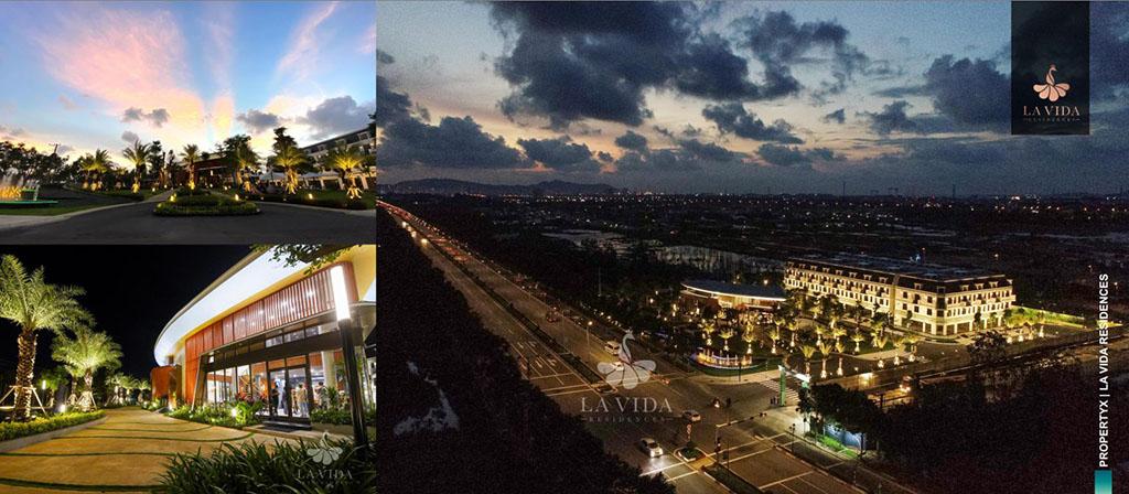 Hình ảnh tiến độ xây dựng thực tế La Vida Residences Vũng Tàu Hưng Thịnh