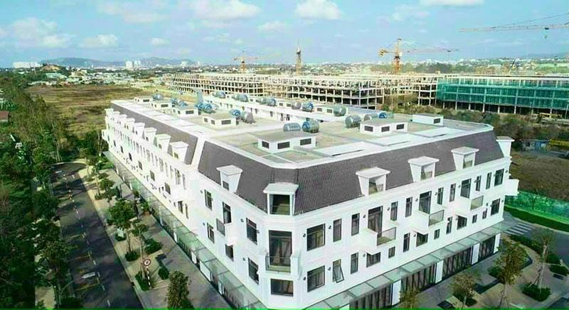 Tiến độ xây dựng dự án tháng 03/2021 La vida Residences