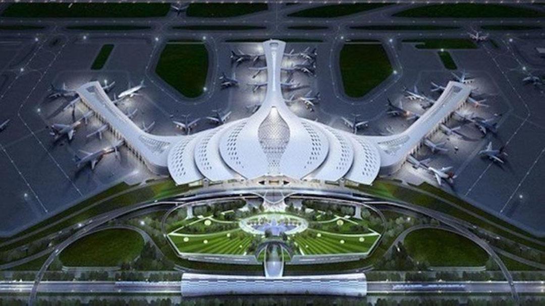Sân bay quốc tế Long Thành - Biên Hòa New City