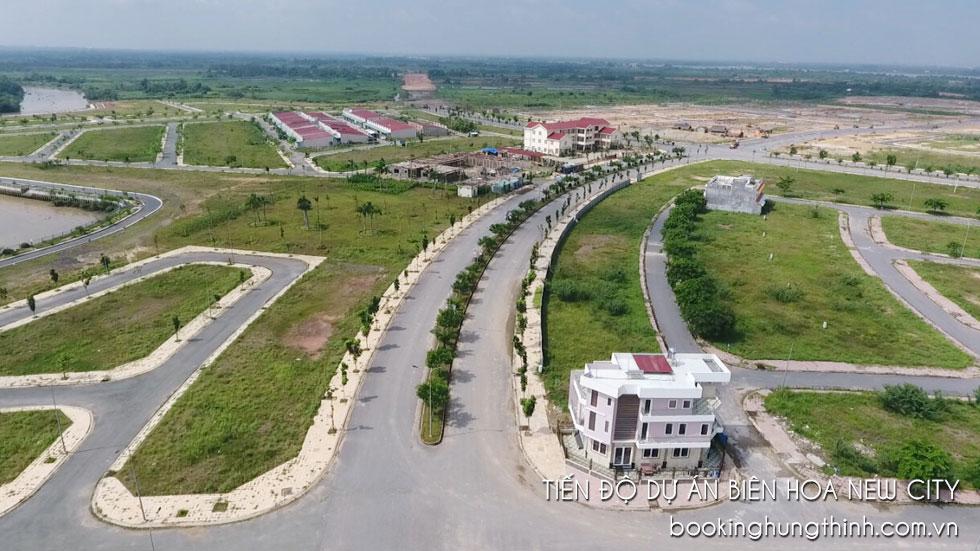 Tiến độ thi công xây dựng Bien Hoa Long Thành - Đồng Nai