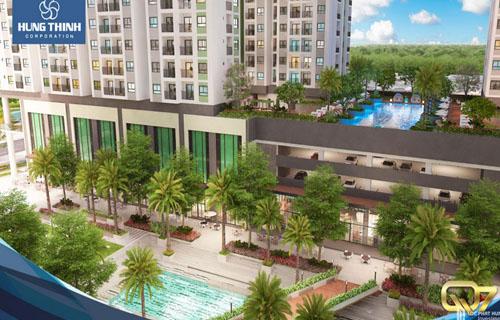 Bảng giá Q7 Saigon Riverside Complex mới nhất tháng 3/2021