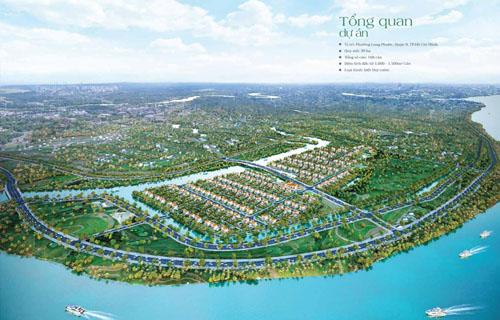 Bảng giá Saigon Garden Riverside mới nhất tháng 3/2021
