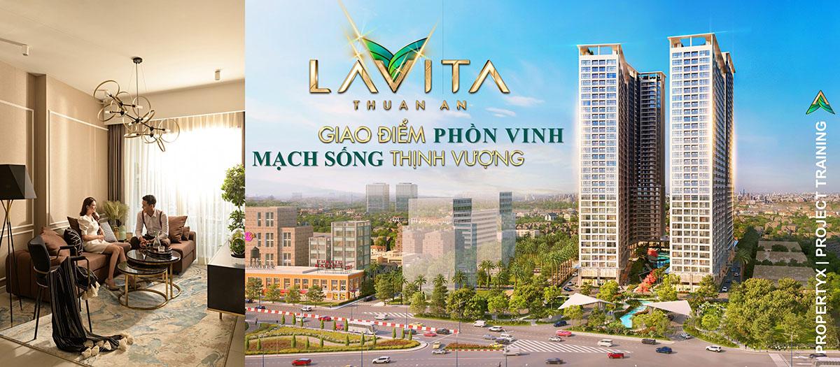 Dự án căn hộ của chủ đầu tư Hưng Thịnh - Lavita Thuận An
