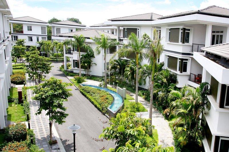 Thiết kế biệt thự, nhà phố phong cách đẳng cấp dự án Sài Gòn Mystery Villas