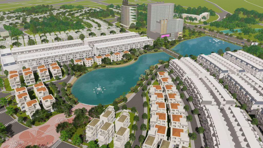 Quy mô dự ánLa Vida Residences Vũng Tàu