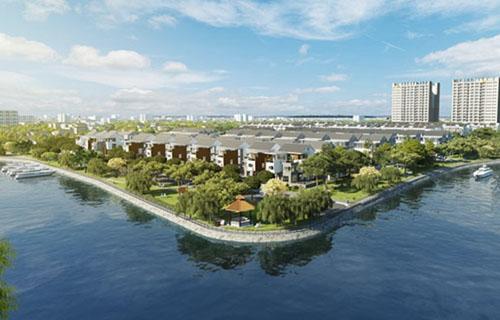 Saigon Mystery Villas quận 2 - Dự án biệt thự Hưng Thịnh giá CĐT