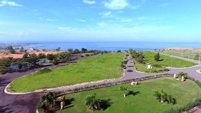 Hình thực tế dự án Sentosa Villa Hưng Thịnh