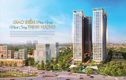 dự án Hưng Thịnh Thuận An