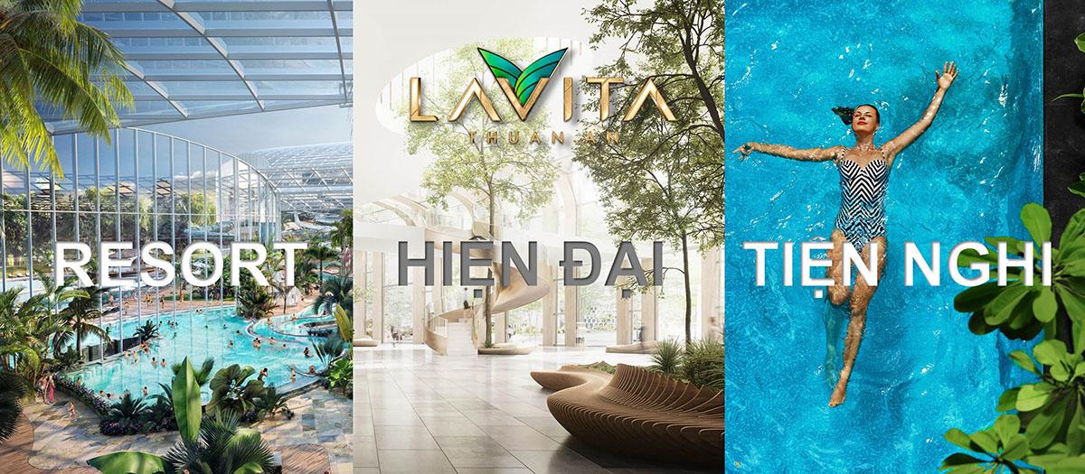 Tiện ích chuẩn resort trong dự án Lavita Charm