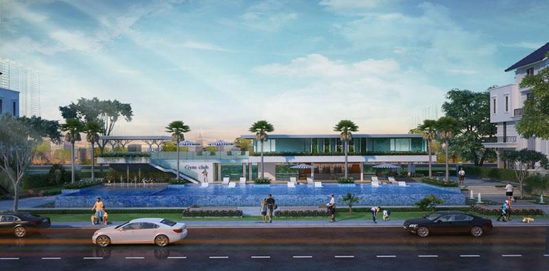Tiện ích nội khu dự án Saigon Mystery Villas