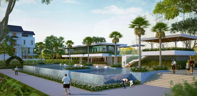 Tiện ích nội khu dự án Saigon Mystery quận 2