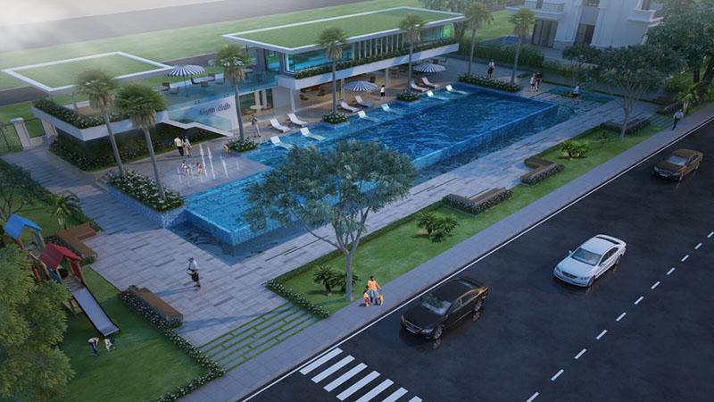 Tiện ích nội khu Saigon Mystery Villas quận 2