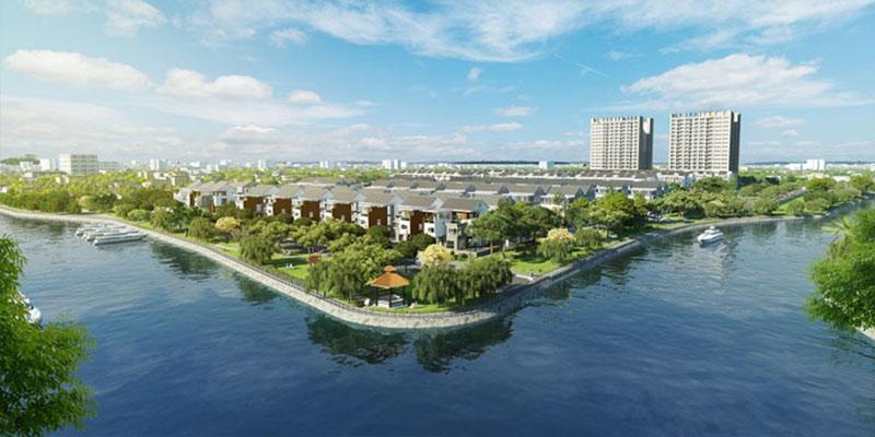 Tổng quan dự án Saigon Mystery Villas