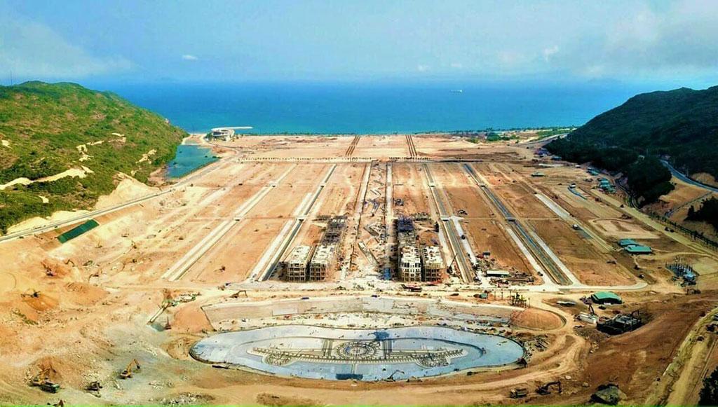 Hình ảnh tiến độ dự án Hải Giang Hưng Thịnh