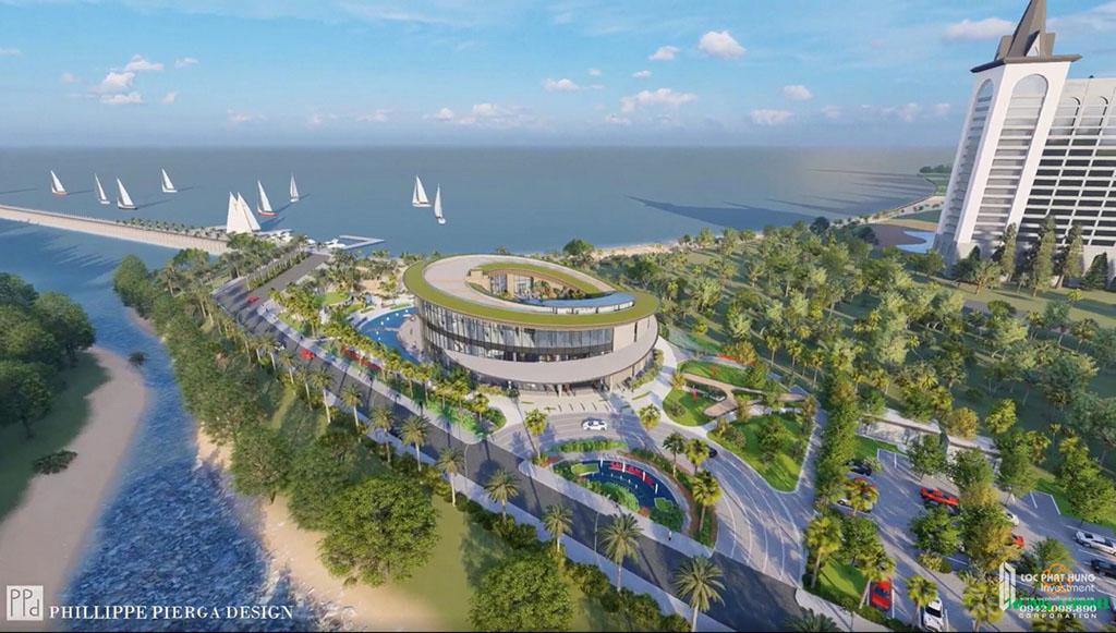 Phối cảnh dự án Hải Giang Merry Land Hưng Thịnh