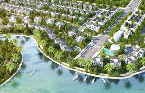Dự án Hưng Thịnh quận 9 Saigon Garden Riverside