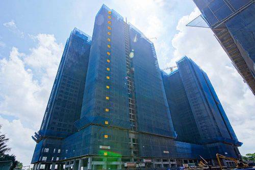 Q7 Saigon Riverside Hưng Thịnh, tiến độ từ Tháng 5/2021
