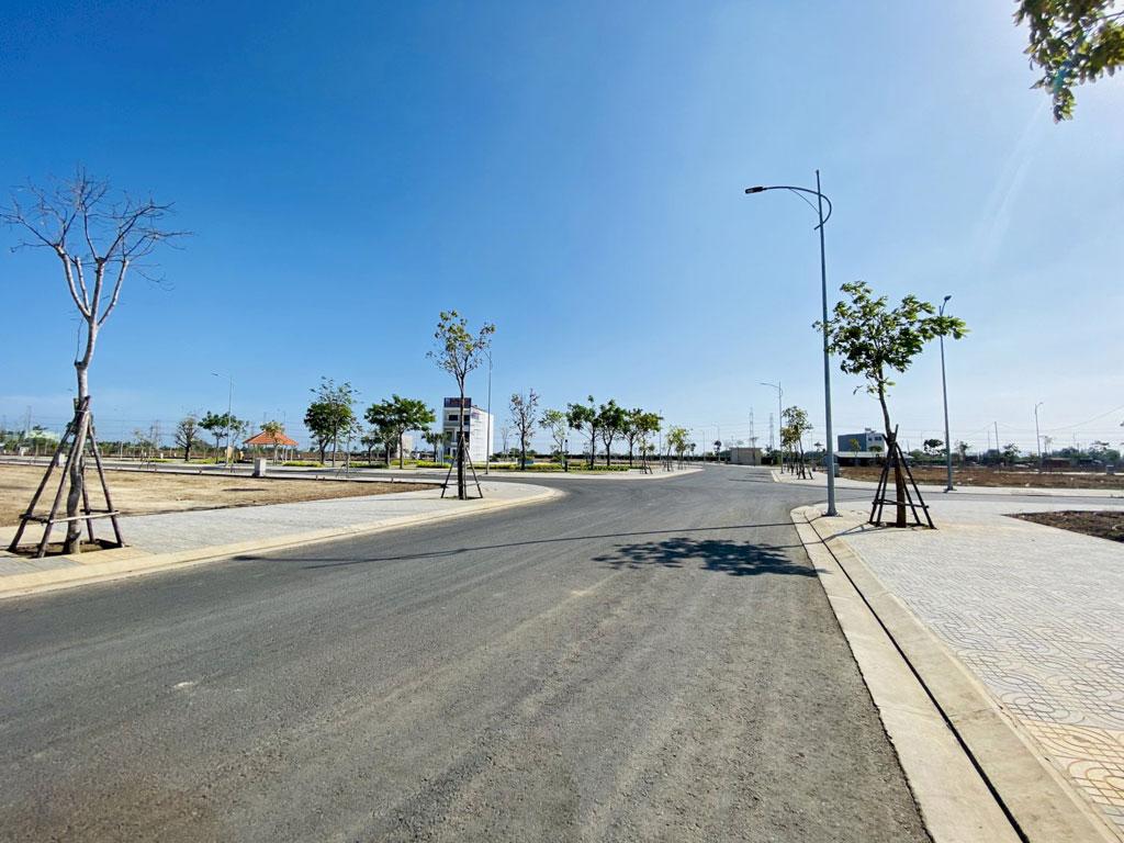 Hình ảnh tiến độ dự án Bà Rịa City Gate