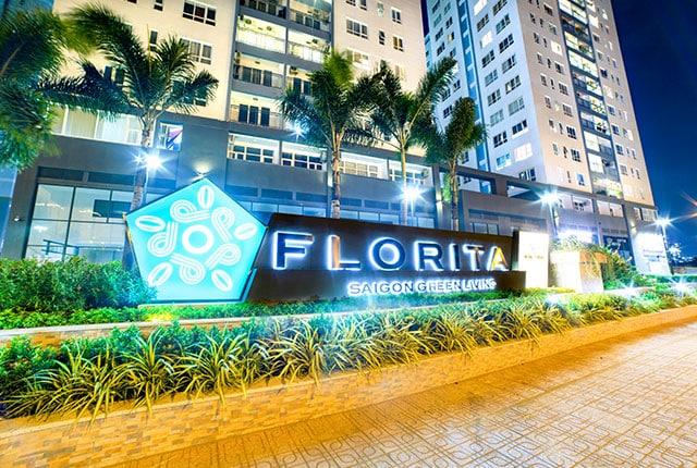 Hình ảnh tiến độ dự án căn hộ Florita quận 7 Hưng Thịnh