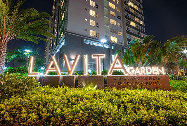 Tiến độ dự án căn hộ Lavita Garden Thủ Đức