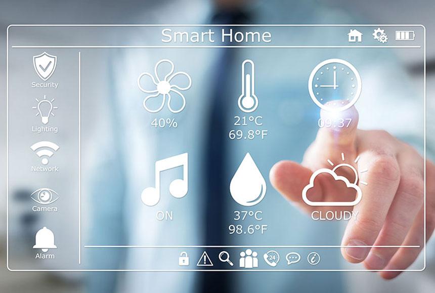 Công nghệ Smarthome của chung cư Tây Nam Linh Đàm