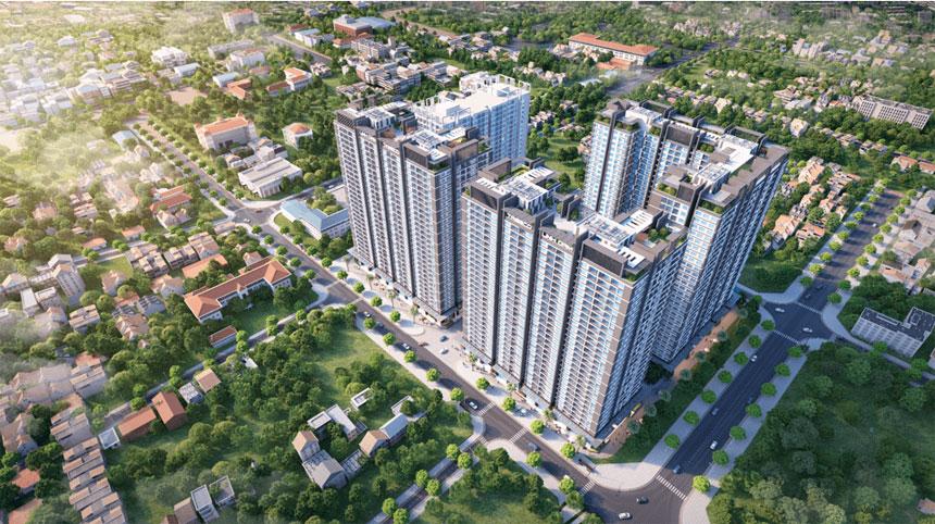 Dự án chung cư Tây Nam Linh Đàm Hà Nội