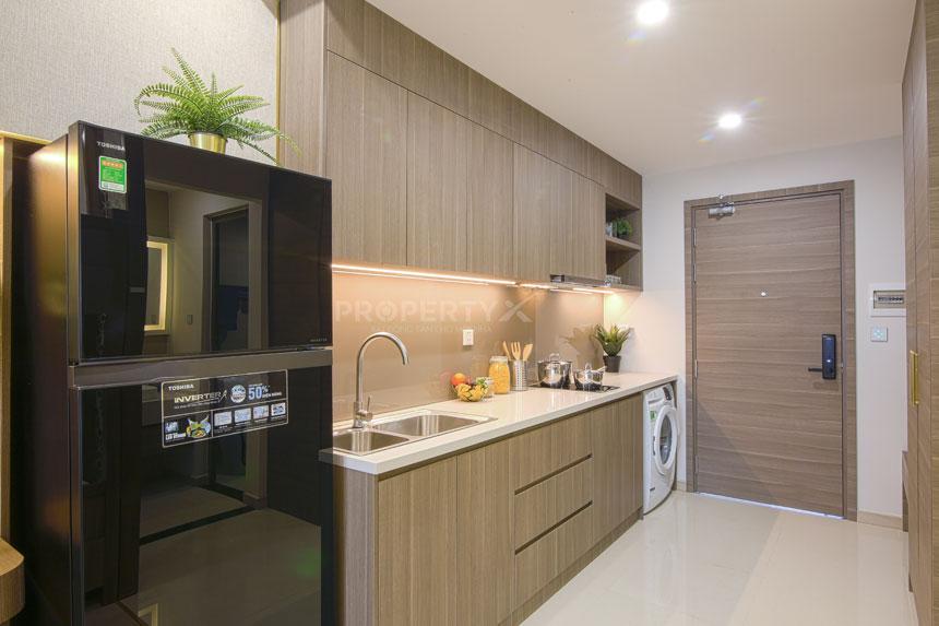 Mẫu căn hộ tại Tây Nam Linh Đàm