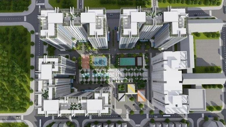 Khởi công xây dựng dự án chung cư căn hộ Tây Nam Linh Đàm Hà Nội