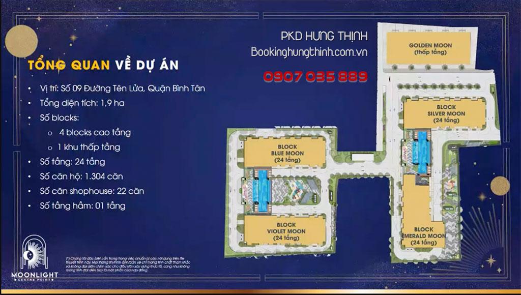 Moonlight Centre Point còn liền kề với Aeon Mall Bình Tân