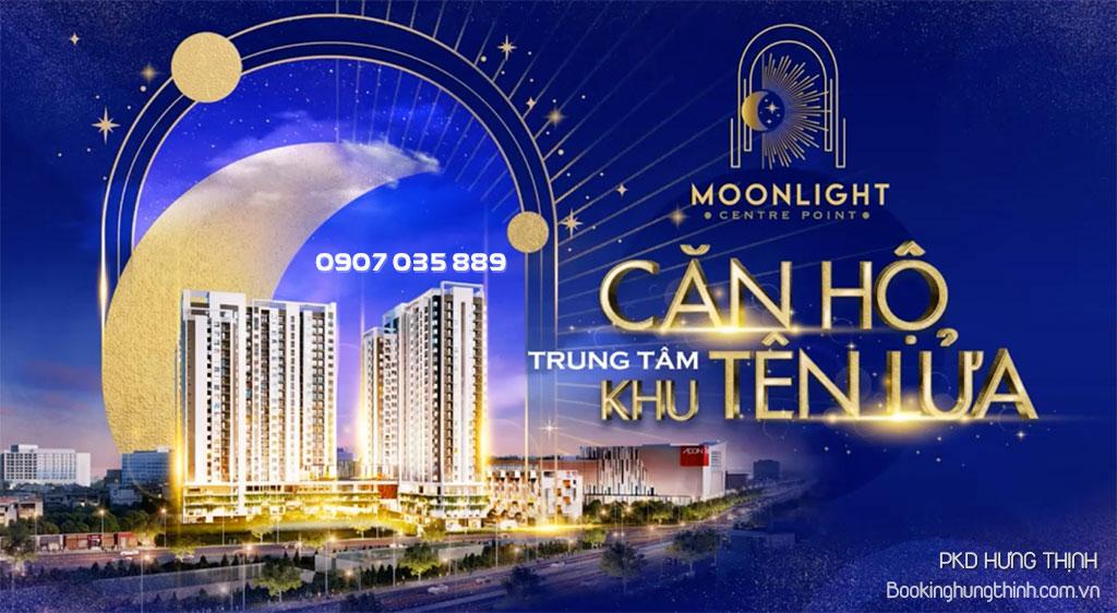 Tổng quan căn hộ Moonlight Centre Point khu tên Lửa Bình Tân, Hưng Thịnh Corp