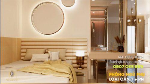 Thiết kế căn hộ chung cư Moonlight Centre Point Bình Tân