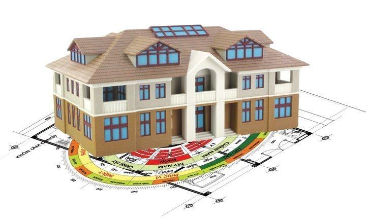 Phong thủy chọn đất xây nhà giúp cho gia chủ phát tài, vượng khí