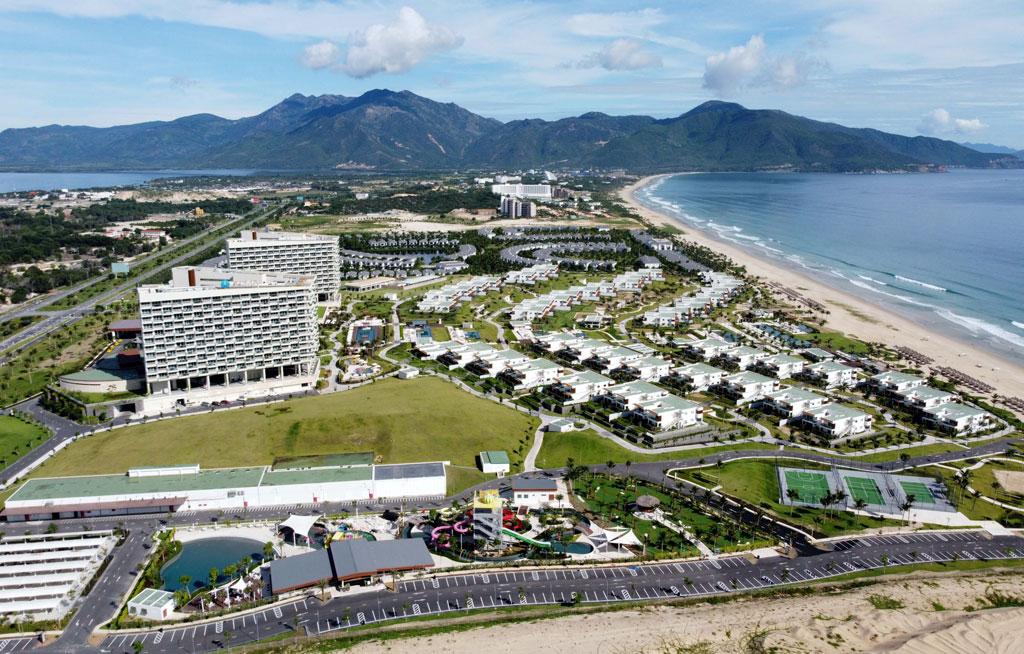 """Bãi Dài Cam Ranh sẽ sớm trở thành """"Thủ phủ Resort"""" sôi động nhất khu vực"""