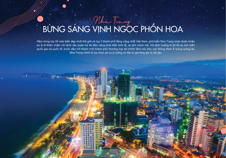 Dự án căn hộ cao cấp new galaxy Nha Trang