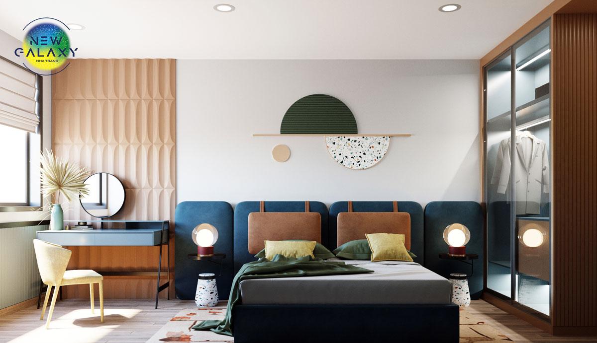 Hình ảnh nhà mẫu căn hộ New Galaxy Nha Trang